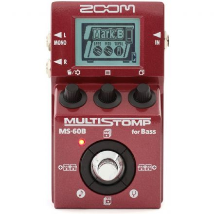 Zoom MS-60B Multi-Stomp Bass